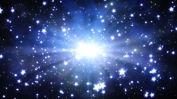 Flight through stars