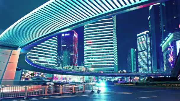 lehké stezky městské dopravy v Šanghaj