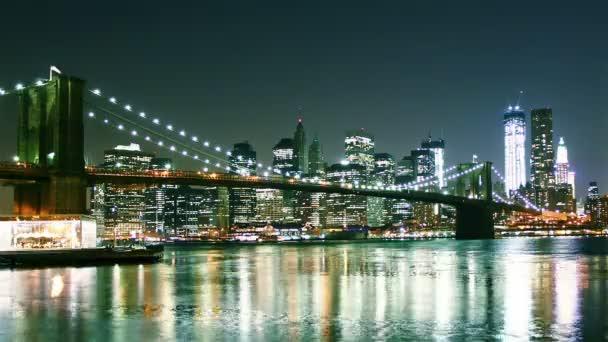 New York Skyline und Manhattan Bridge