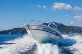 Fotografia barca a motore, yacht di rio migliori yacht italiano
