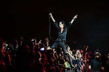 Nick Cave concert