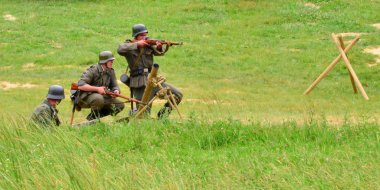 The Wehrmacht infantry