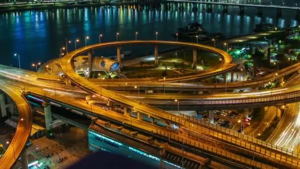 Soul Město 258 Dálniční most doprava
