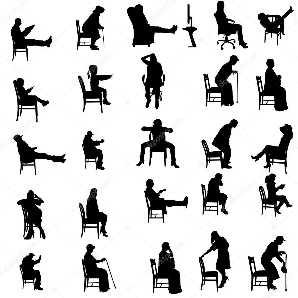 Sagome persone sedute 100 images persone pianta e for Sedute dwg