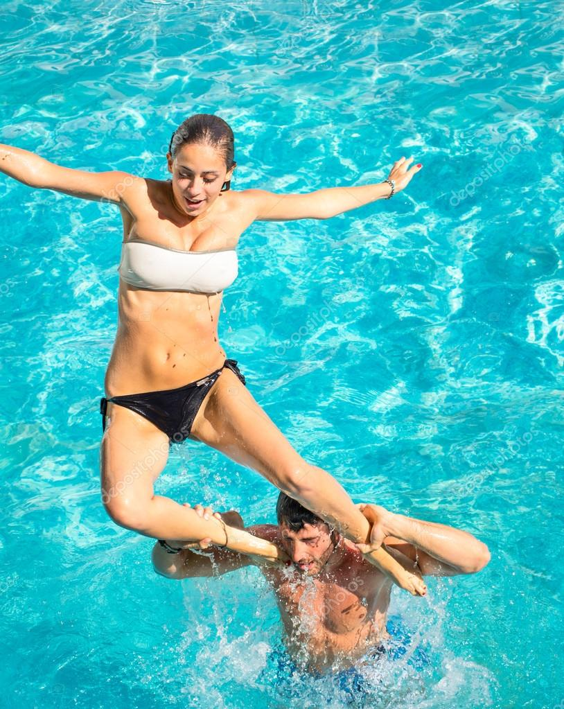 4 099 Girl Teen Pool Stock Photos Images Download Pictures On Depositphotos