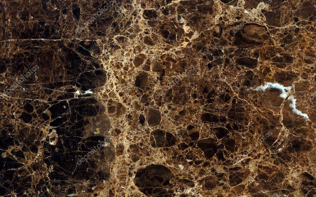 Dark emperador marble surface