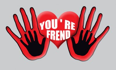 your frind