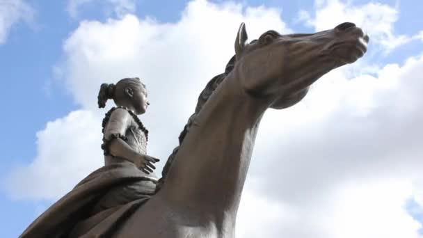 Elizabeth památník, časosběrné v yoshkar-ola, Rusko