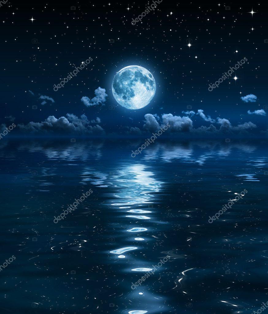 Фотообои Sky dream of a calm sea and clear