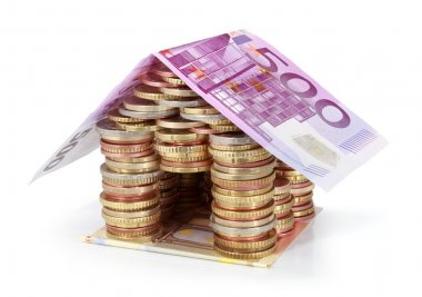Savings for real estate project - roof 500 euro