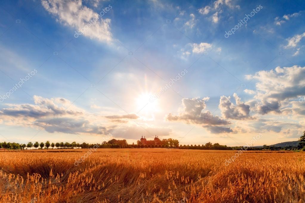 El tiempo caluroso verano paisaje de verano alta dispar for El tiempo en st hilari sacalm