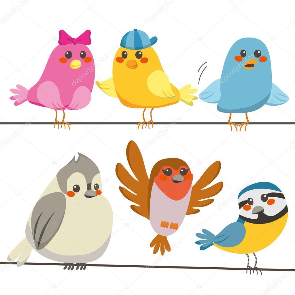 Ptaki Grafika Wektorowa Hekunhuang 31281435