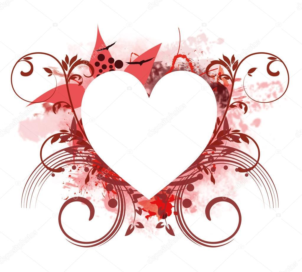 Фото серце