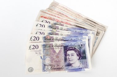 GBP bank notes