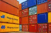 kontejnery na nákladní sklad, ho či Minovo Město