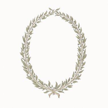 Vector laurel wreath