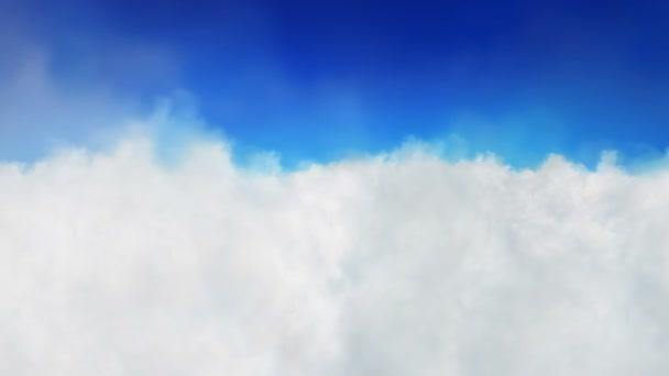 létání v oblacích