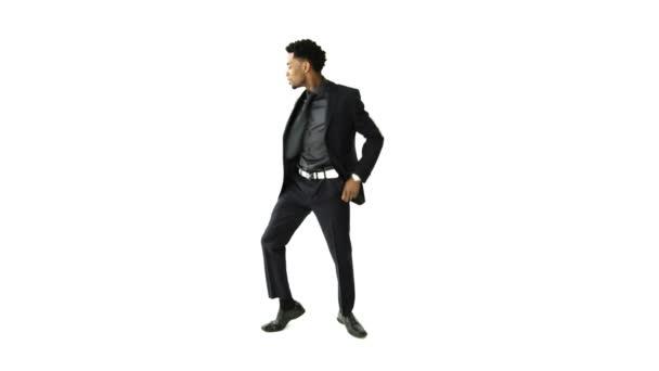 Africký podnikatel tanec