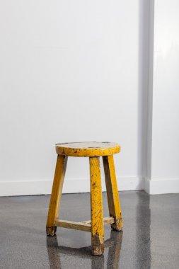 Three-legged stool