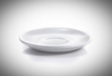 Empty saucer