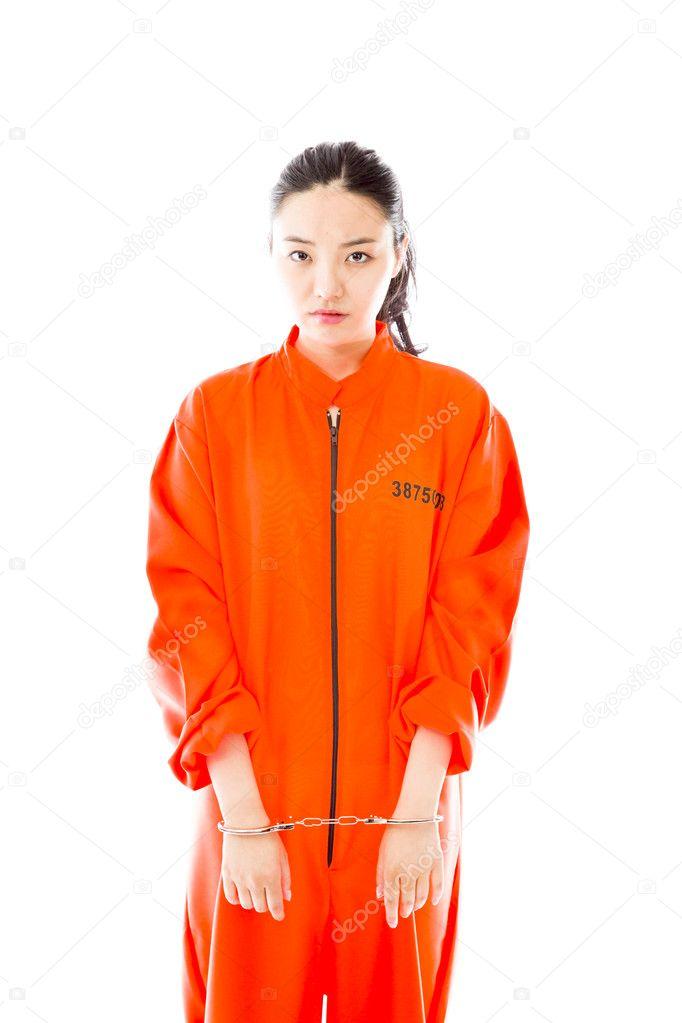 Gefängnis Uniform
