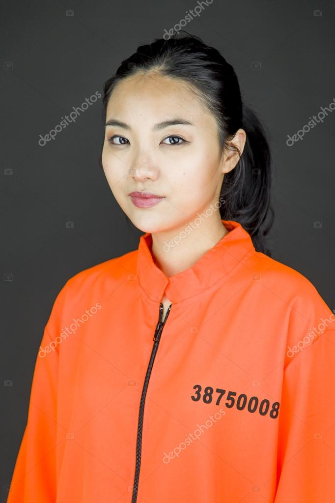 Woman putting on prison uniform porn hareketli how