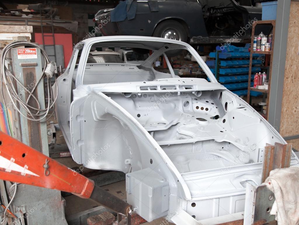 Auto-Rahmen — Stockfoto © Bruno135 #49610561