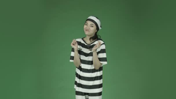 asijské vězeňkyně