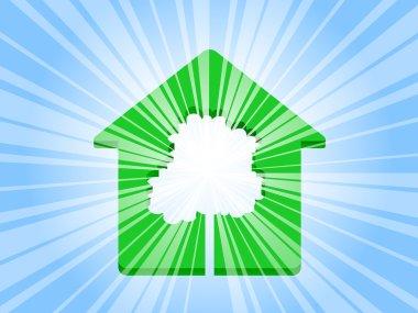 House tree ray