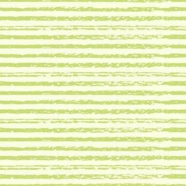 Pencil green stripes