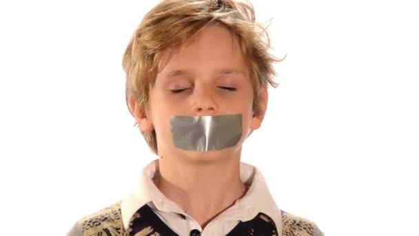 Silenced child