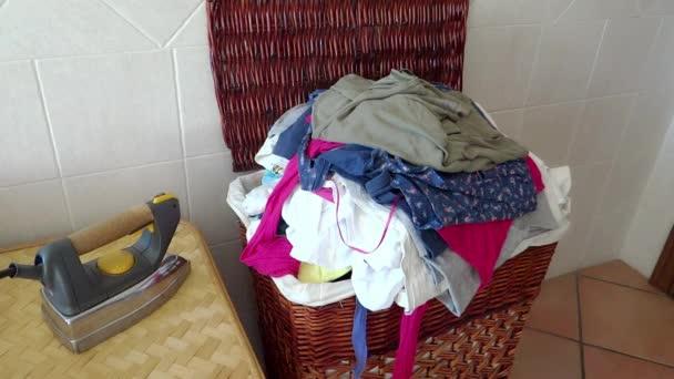 Wäschekiste