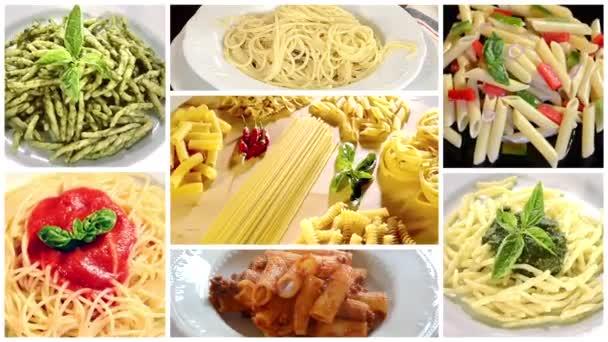 Italské těstoviny sestřih