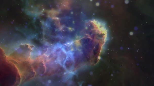 Vesmír báseň, upravená posloupnost