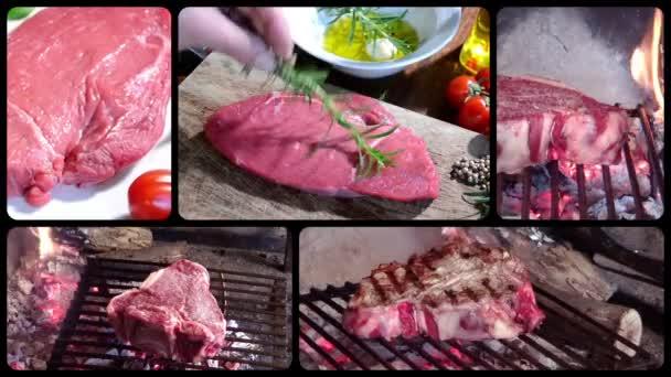 hovězí maso, složení