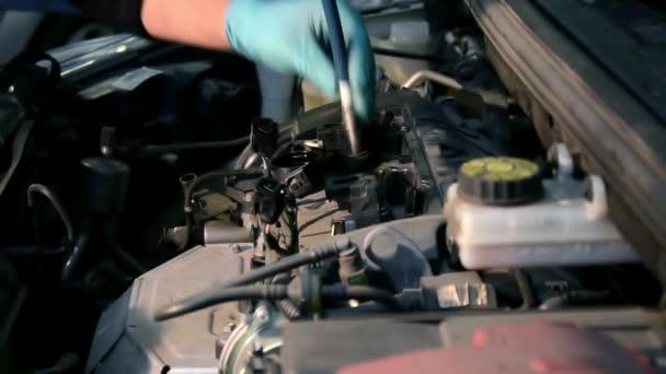 Oprava motoru
