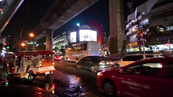 Thailandia, bangkok, nana plaza di notte