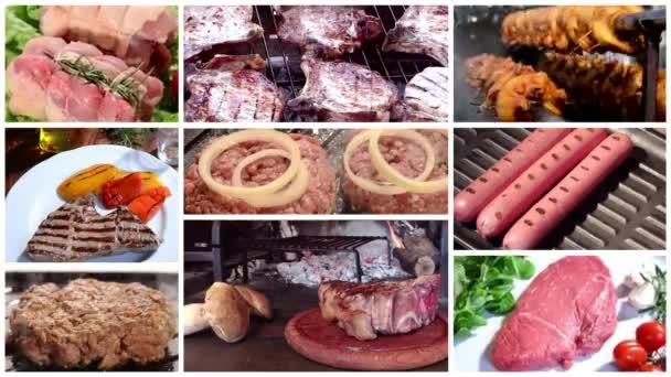 Fleisch, Zusammensetzung