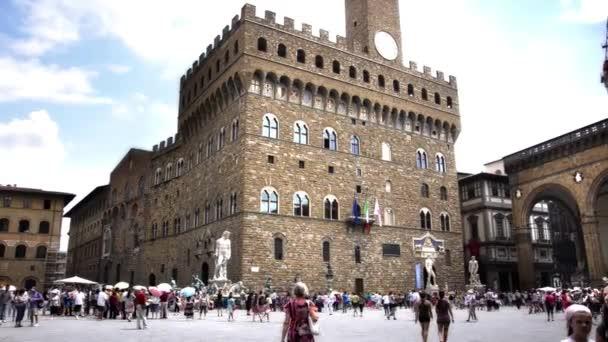 Florencie, starý palác