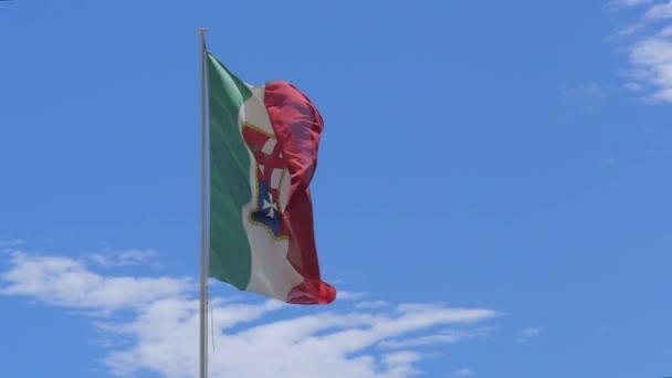Italy navy flag