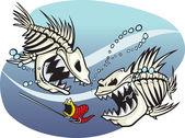 Skelettfische