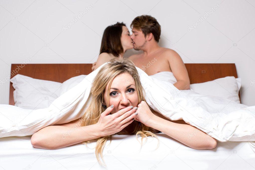 Трах с женой - 18 фото