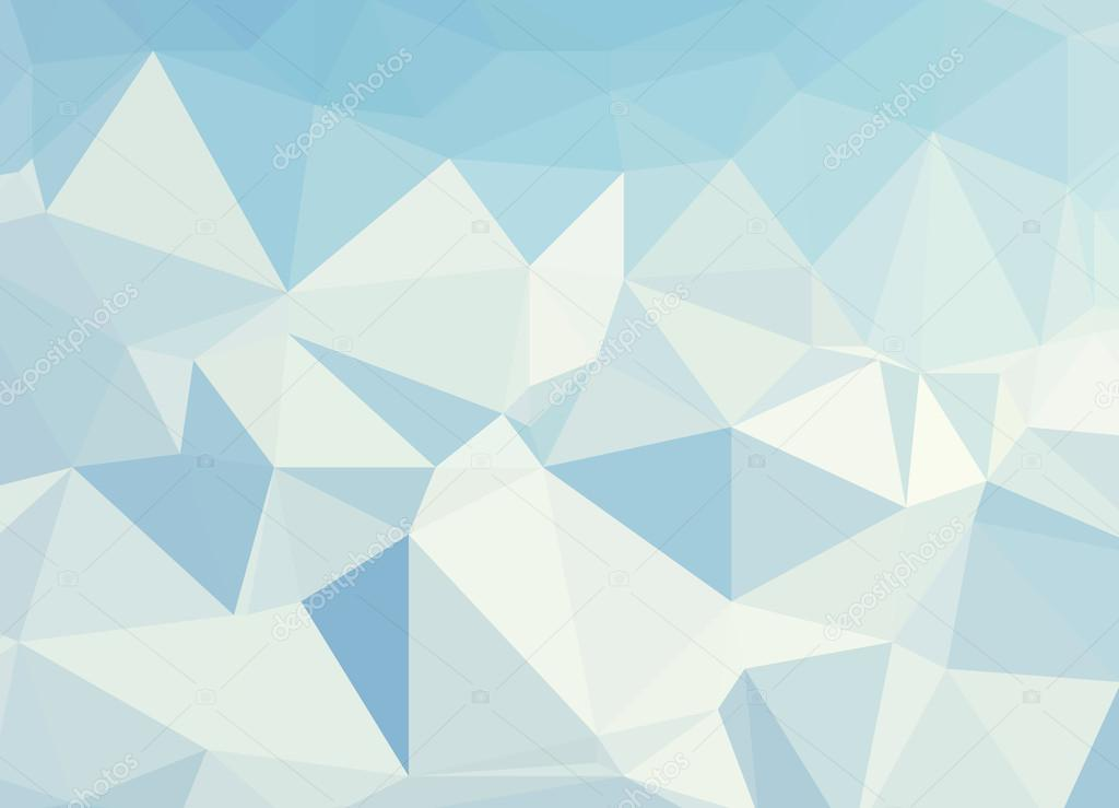 background modern texture triangle geometry winter joy