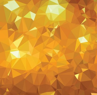 Background abstract triangle geometry pattern gold royal page