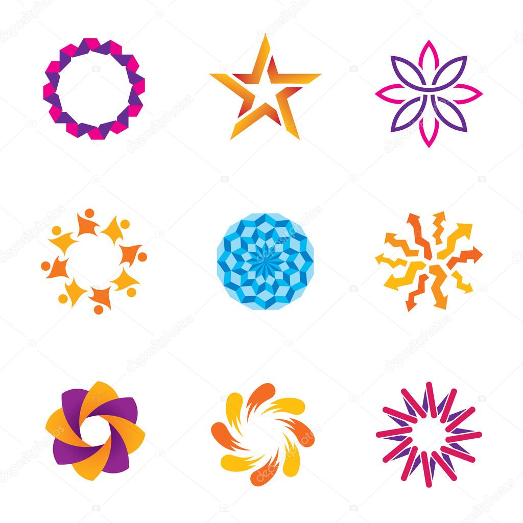 People abstract connected community spiral success circle logo people abstract connected community spiral success circle logo icons stock vector 47806919 sciox Images