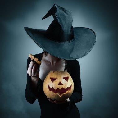 The Magic pumpkin
