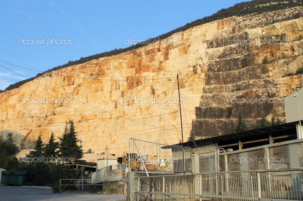 Geological landscape
