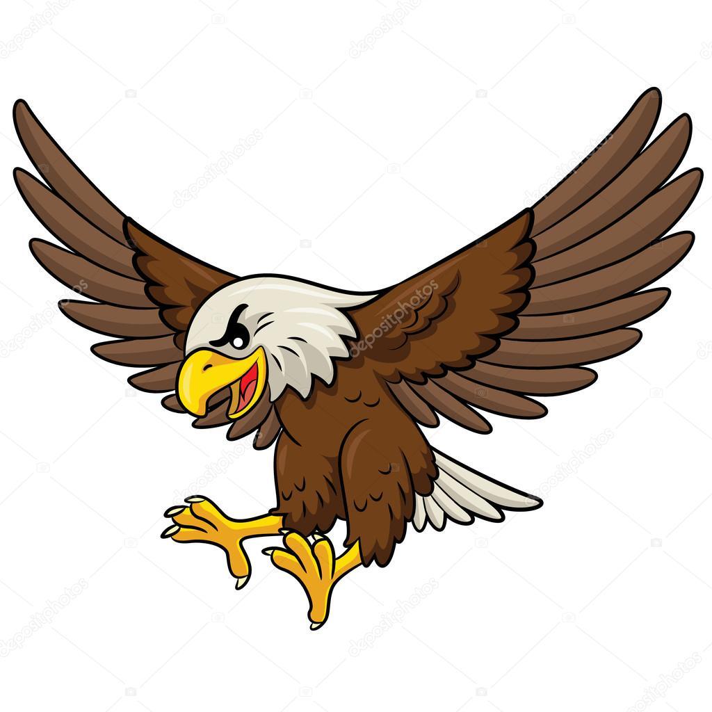 Eagle Cartoon Stock Vector 169 Rubynurbaidi 49617961
