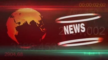 News Global Background Animation