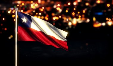 Chile National Flag